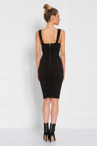 Erastino dress Black