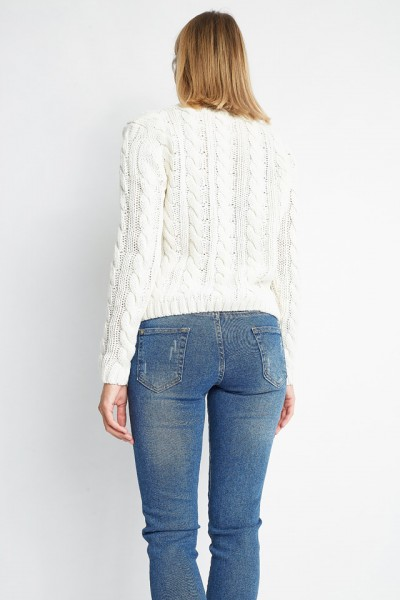 Four sweater
