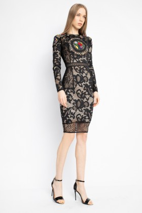 Sugarbird Liana Czukormadar lace dress