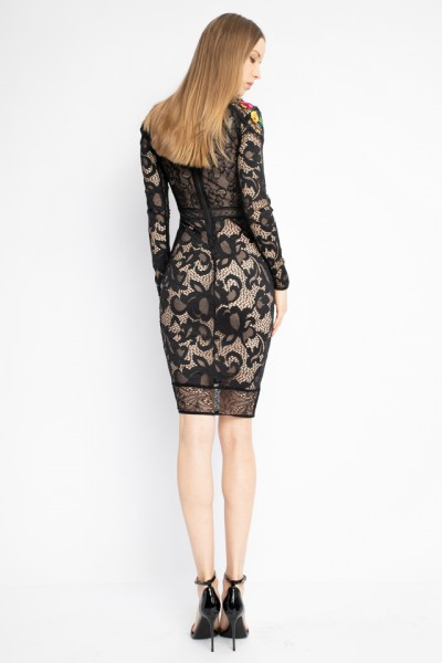 Liana Czukormadar lace dress