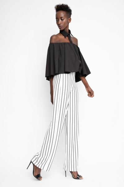 Sugarbird Alek wide leg trousers