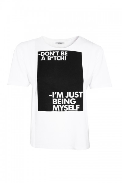 Makson don't be t-shirt