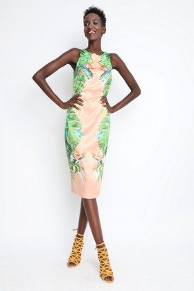 Sugarbird Pumba Lion dress