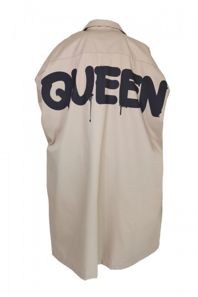 Sugarbird Daleko Queen shirt