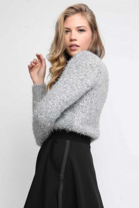 Sugarbird Silver sweater