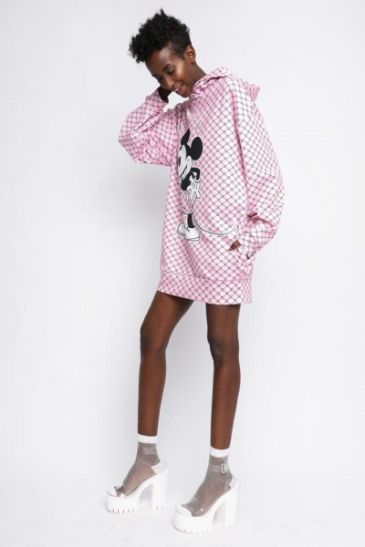 Sugarbird Felda Minnie hoodied sweater