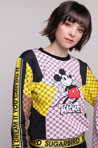 Sugarbird Forcett Mickey sweater