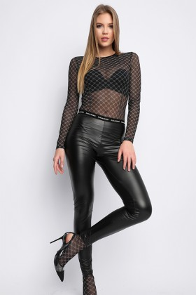 Sugarbird Lucinda SB leatherette leggings