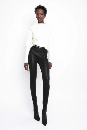 Sugarbird Lucinda sugarbird leather leggings