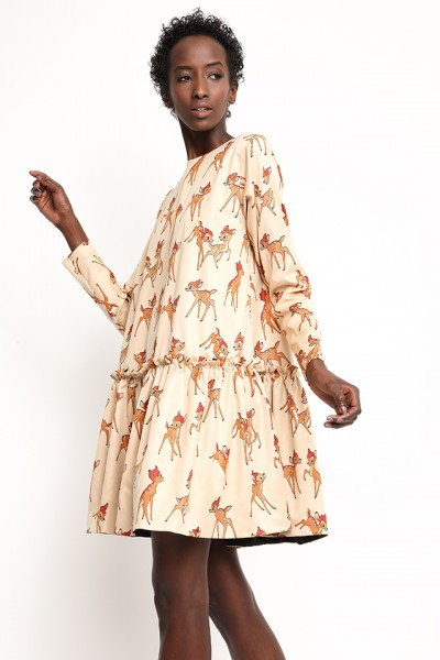 Sugarbird Faline Bambi dress