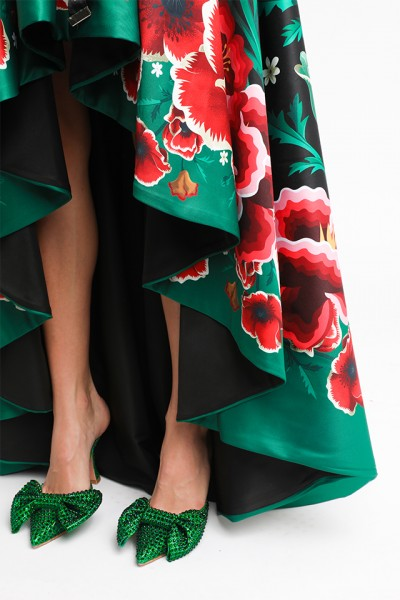 Sugarbird Noxa Frida Kahlo skirt