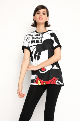 Sugarbird Nirma Mickey Boss t-shirt