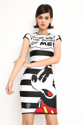 Sugarbird Morgan Mickey dress