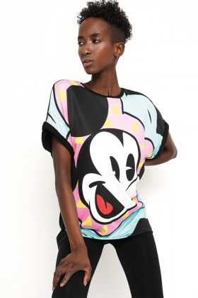 Sugarbird Nirma Color Mickey t-shirt
