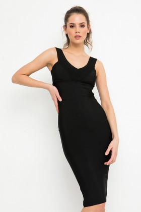 Sugarbird Timarin midi the perfect bodycon ruha