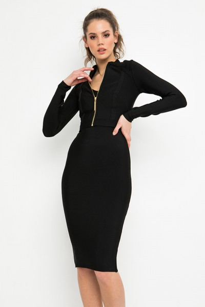 Sugarbird Timarin midi the perfect bodycon dress