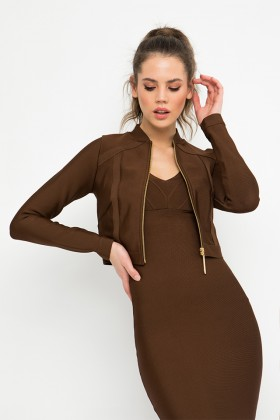 Sugarbird Portin bodycon jacket
