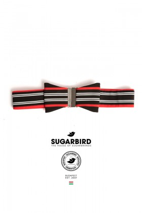 Sugarbird Zirma striped belt