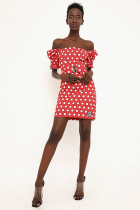 Sugarbird Kila Dots dress