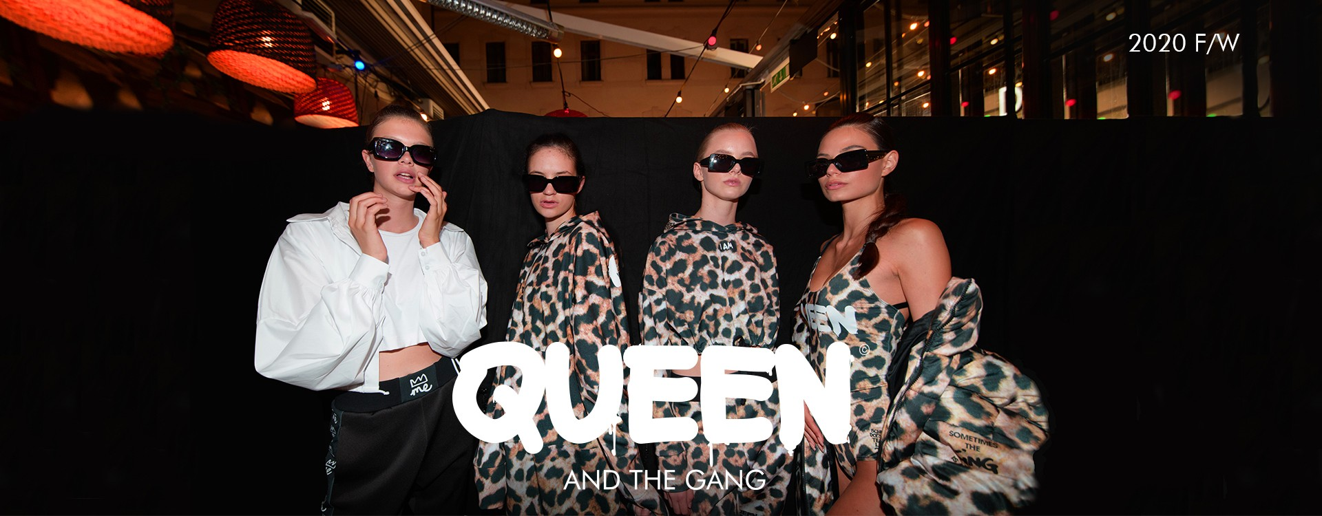 QUEEN AND THE GANG